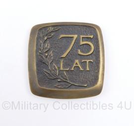 Poolse WI TU 1926 75 LAT 75 jaar aandenken -  7 x 7 cm - origineel