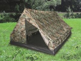 Tweepersoons tent - multicamo