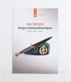 KCT Factbook Korps Commandotroepen - verleden heden toekomst