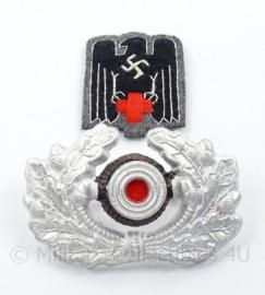 Duitse Rode Kruis DRK Deutsches Rotes Kreuz Schirmmütze insigne set