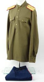 WO2 Russisch model uniform jas met blauwe broek - grote maat - replica