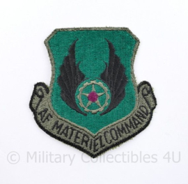USAF AF Materiel Command patch - 8 x 7,5 cm - origineel