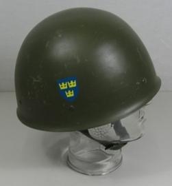 Zweedse moderne leger helm zonder decal - origineel