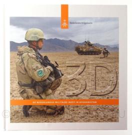 """De nederlandse inzet in Afghanistan"""" - 3D en DVD - origineel"""
