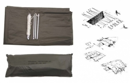 Britse leger individual Protection kit - afdekzeil set - origineel