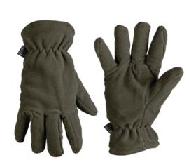 Fleece handschoen met Thinsulate voering