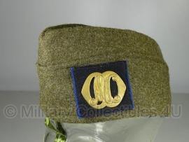 KL Nederlandse leger MC Militaire Colonne schuitje 1961 - maat 59 - origineel