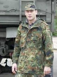 BW Bundeswehr Parka flecktarn (zonder voering) - gebruikt - origineel