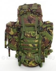 """Rugzak KL Nederlandse leger Low Alpine Saracen """"met merk op klep"""" - 120 liter - goede staat  - origineel"""