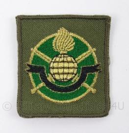 KL Landmacht KCT Korps Commando Troepen embleem - afmeting 4,5 x 5 cm - origineel