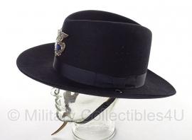 US State Police hoed Politie - maat 7 1/8 - origineel