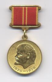 Russische Lenin Medaille - origineel