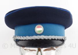 Hongaarse leger pet met insigne - maat 55 - origineel
