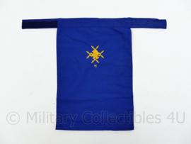 Defensie halsdoek 11e Regiment Verbindingsdienst  - origineel