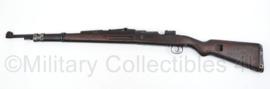 WO1 en WO2 Duits kar98 geweer uit 1916 - ONKLAAR - zonder grendel - 109 x 6 x 4,5 cm - origineel