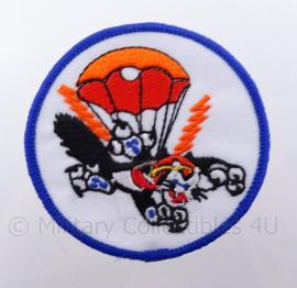 US 503rd Parachute infantry regiment  embleem -  diameter 7,5 cm - replica WO2