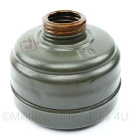 Wo2 Duits gasmasker filter in topstaat ! FE 41 - origineel