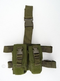 Drop Leg M4 Magzine pouch magazijntas - groen