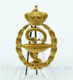 Nederlands Defensie  brevet - apotheker - origineel