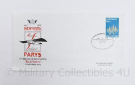 Eerste dag envelop Luchthaven Schiphol - 11e dag van de Aerofilatelie Schiphol - 21 oktober 1972 - origineel