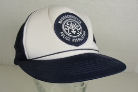 Massachusetts Police Association Baseball cap - Art. 602 - origineel
