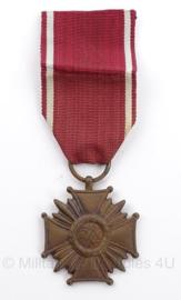 Poolse leger Verdienstenmedaille 3e klasse - origineel