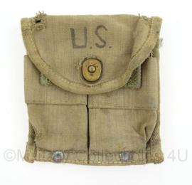 US M1 carbine magazijntas - net naoorlogs - niet origineel US Army