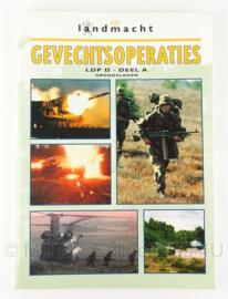 KL Landmacht handboek Gevechtsoperaties  LDP II Deel A Grondslagen