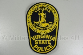 Virginia State Police patch - origineeol