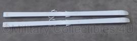 Korps Mariniers origineel paar Skies skilatten Dakine - 198 x 8,5 cm - origineel