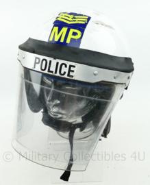 Britse MP Military Police Helmet Argus APH - maat 4 = 60/61 - origineel