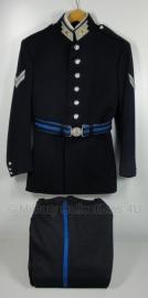 Gemeentepolitie uitgaansuniform - compleet pak - maat small - origineel