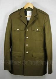 Britse uniform jas - doodskop knopen - 176/96 - origineel