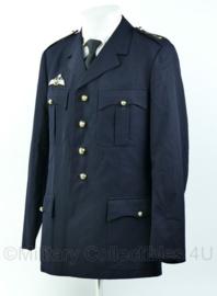 Korps Mariniers Barathea uniformjas met parawing -  Maat 49 -  Origineel