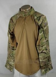 Britse leger shirt hot weather, UBAC Underbody Armor combat  MTP camo - maat Large - ongebruikt - origineel
