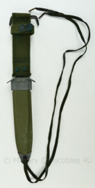 M8A1 PWH schede - voor M3 combat knife , M4 bajonet, M7 bajonet of M5a1 bajonet - origineel US