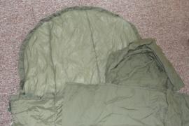 Survival slaapzak - compact - groen