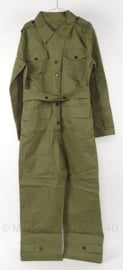 HBT Coverall Women 1st Model - overall overall vrouw - US WAC - maat S tm. XL
