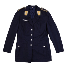 Duits Luftwaffe Helferin dames uitgaans uniform - blauw - origineel