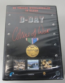 DVD - D-day Colour of war - kleurenbeelden