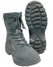Tactical boot - Double Zip - Foliage - maat 43 tm. 45