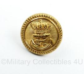 Koninklijke Marine knoop 15 mm - origineel