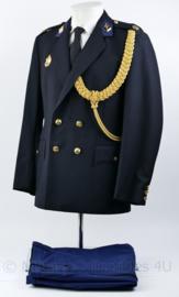 Nederlandse Politie ceremonieel tenue Politie Groningen - nieuw - maat 55 - origineel