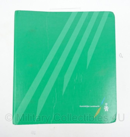 Handboek KL Militair - nr. VS-2-1352 - origineel