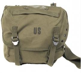 US Army M-61 INDIVIDUAL FIELD PACK (BUTTPACK) draagtas - Groen (replica)