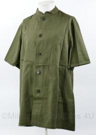MVO werkjas 1958 groen - nieuwstaat - maat 50 - origineel
