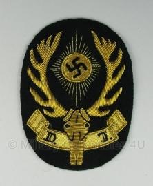 Deutsche Jägerschaft abzeichen - goud