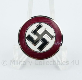 NSDAP speld - model zonder tekst - met RZM stempel
