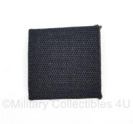 Defensie borst  embleem 130 RVCIE 130 Rayonverbindingscompagnie - met klittenband - 5 x 5 cm - origineel