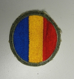 us patch Replacement & School Command  - origineel wo2